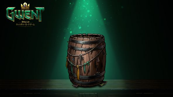 Gwent Card Keg - Free Cards for Gwent on GOG