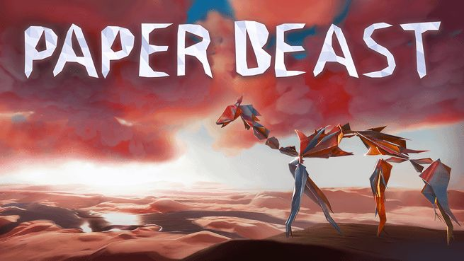 Paper Beast - Free Playstation Game
