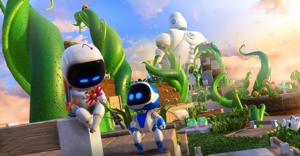 ASTRO BOT Rescue Mission - Free Playstation Game