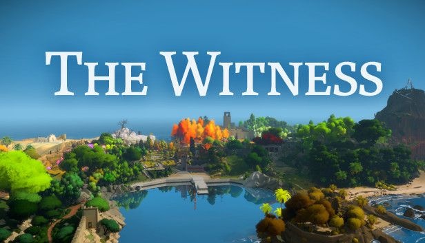 The Witness - Free Playstation Game
