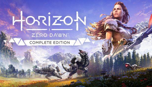 Horizon Zero Dawn Complete Edition - Free Playstation Game