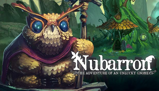 Nubarron The adventure of an unlucky gnome - Free Steam Game