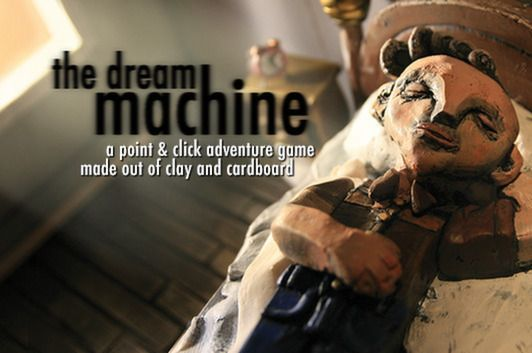 The Dream Machine: Chapter 1 and 2 - Free Steam Game