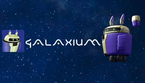 GALAXIUM - Free Steam Game