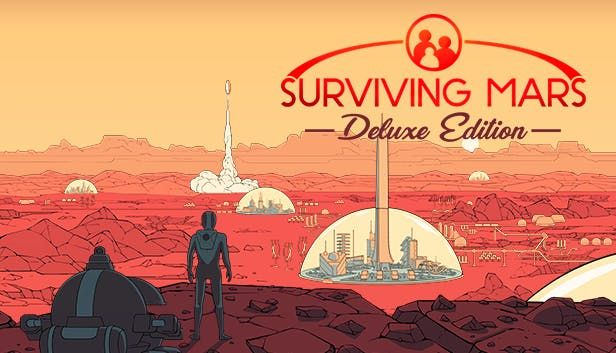 Surviving Mars Deluxe Edition - Free Steam Game