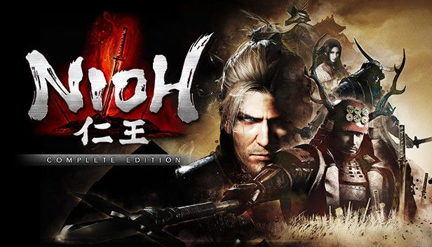 Nioh The Complete Edition - Free Epic Games Game