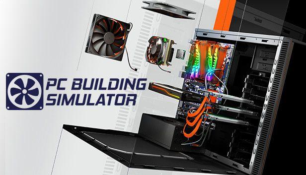 PC Building Simulator - Free Epic Games Game